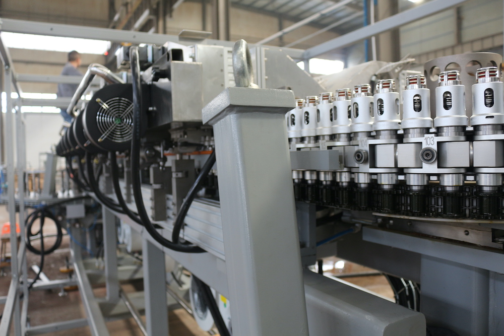 Blow Molding System - 4