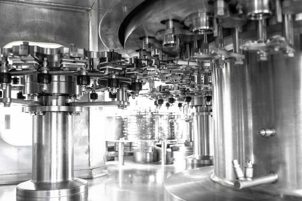 Combiblock for CSD beverage - 1